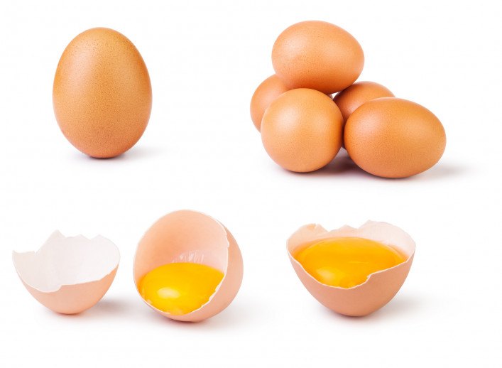 Beige, blanc, bleu : qui mange un œuf… mange un œuf !