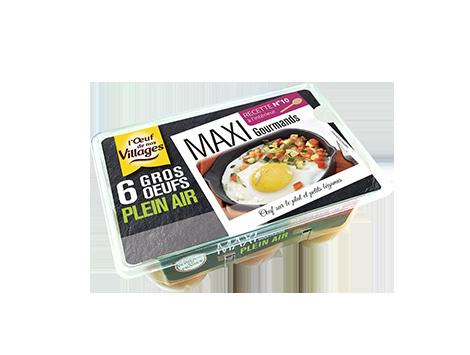 Maxi Gourmands